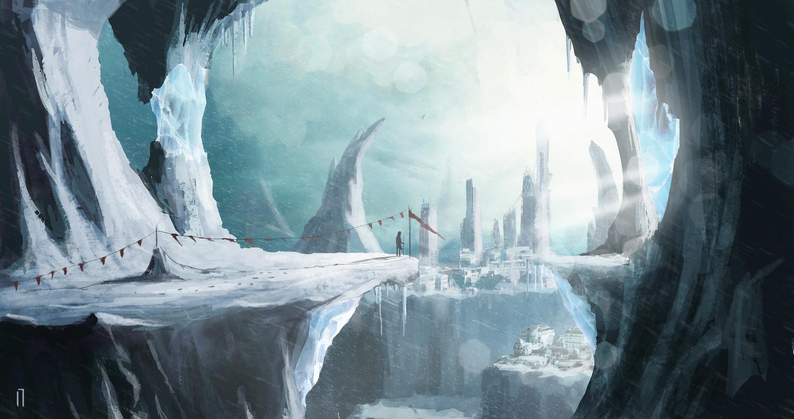 21st Century Ice Age