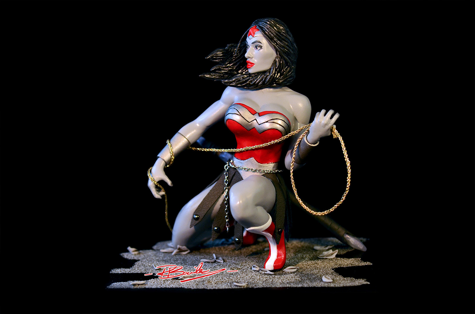 Wonder Woman 1/6 Scale Commission