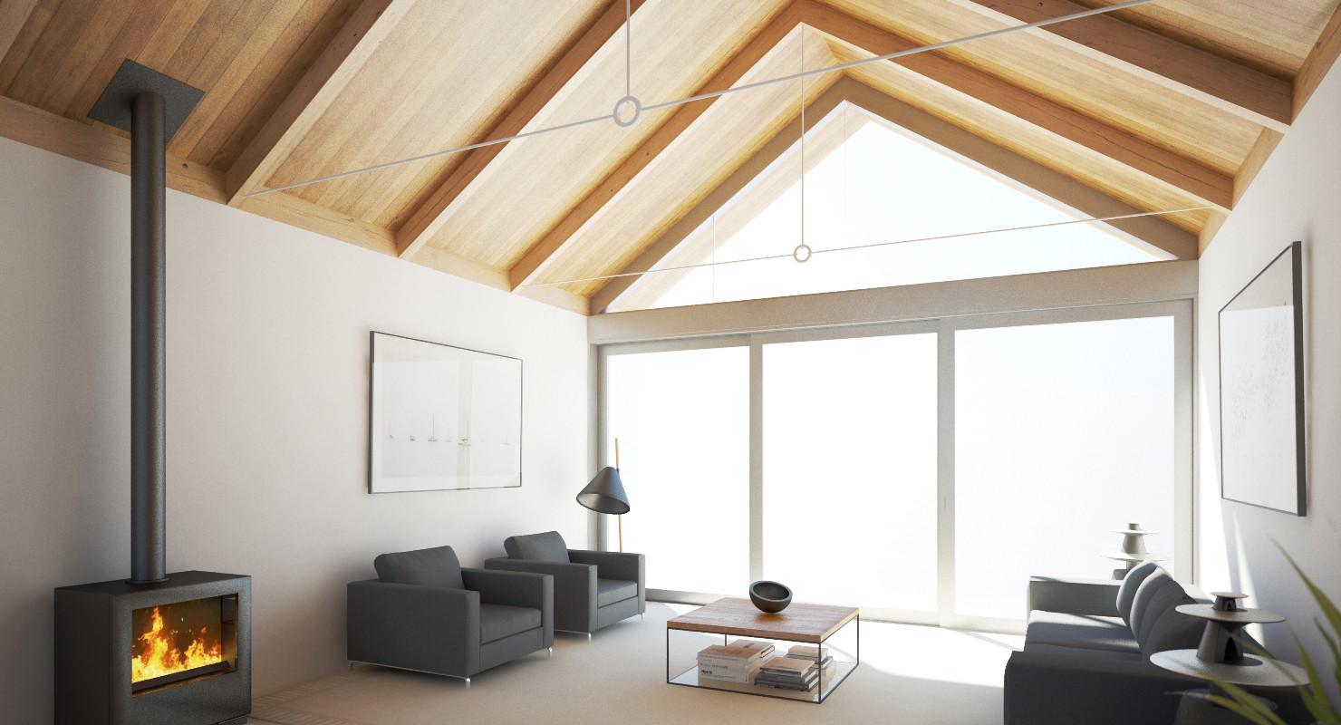 Tony Roebuck - Living Room no.6