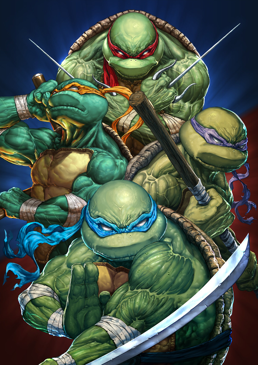 Michele frigo tmnt high
