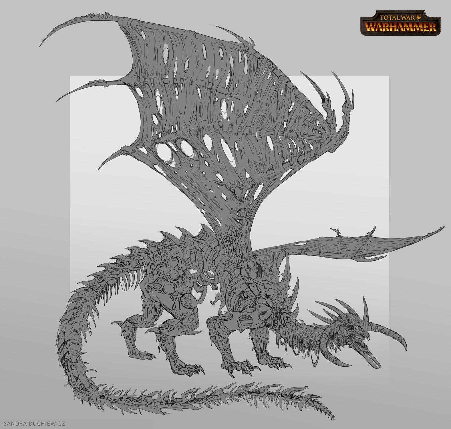 Sandra Duchiewicz - Total War: Warhammer Concept Art ...