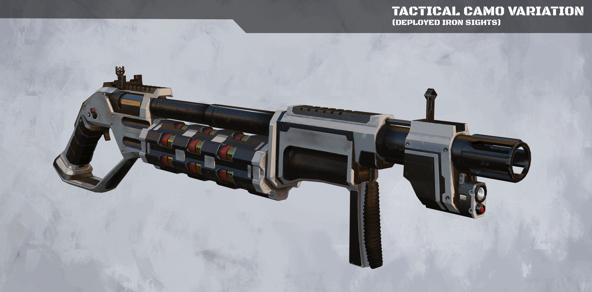 Kelvin liew shotgun front modern