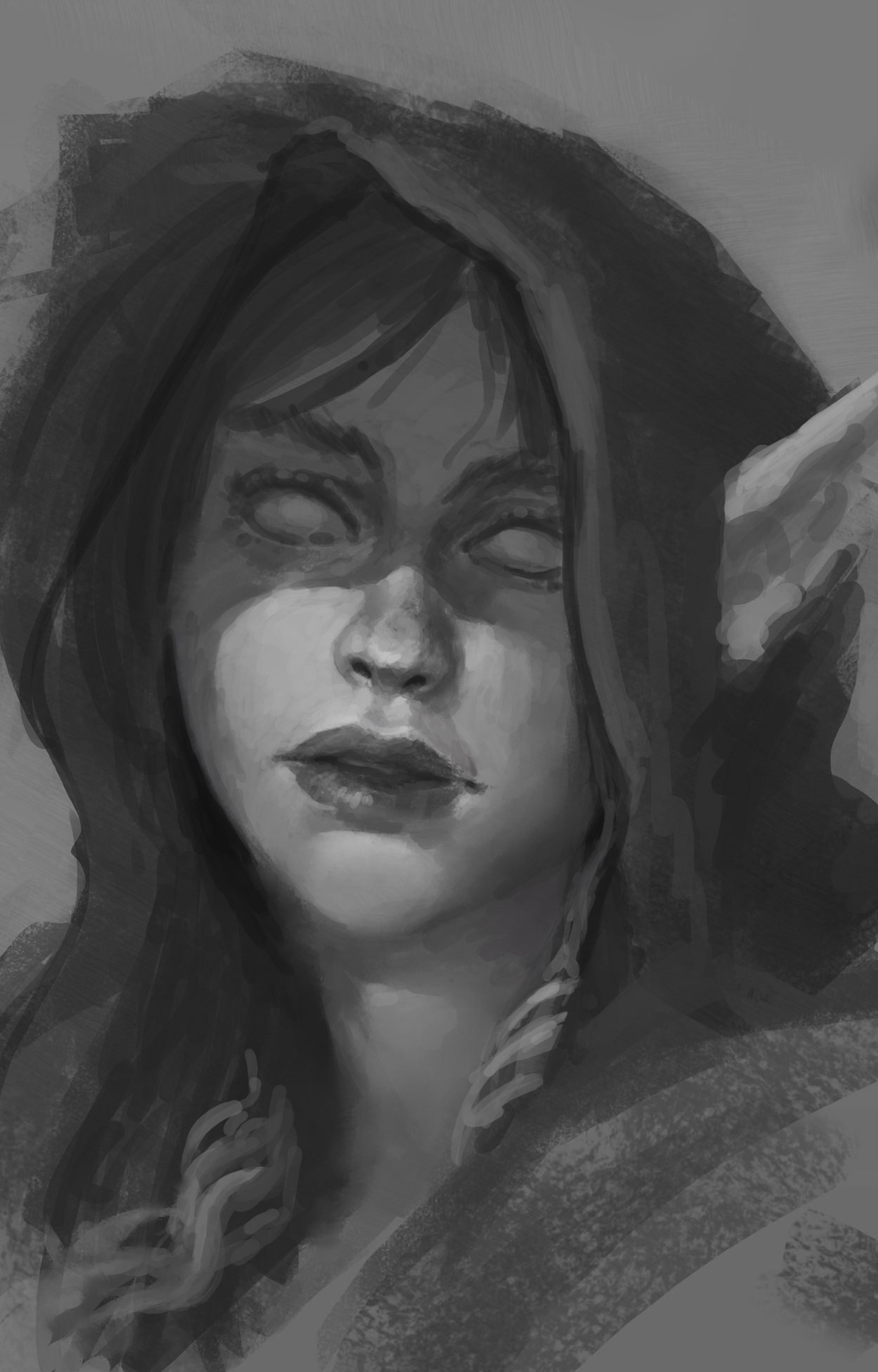 30 min sketch