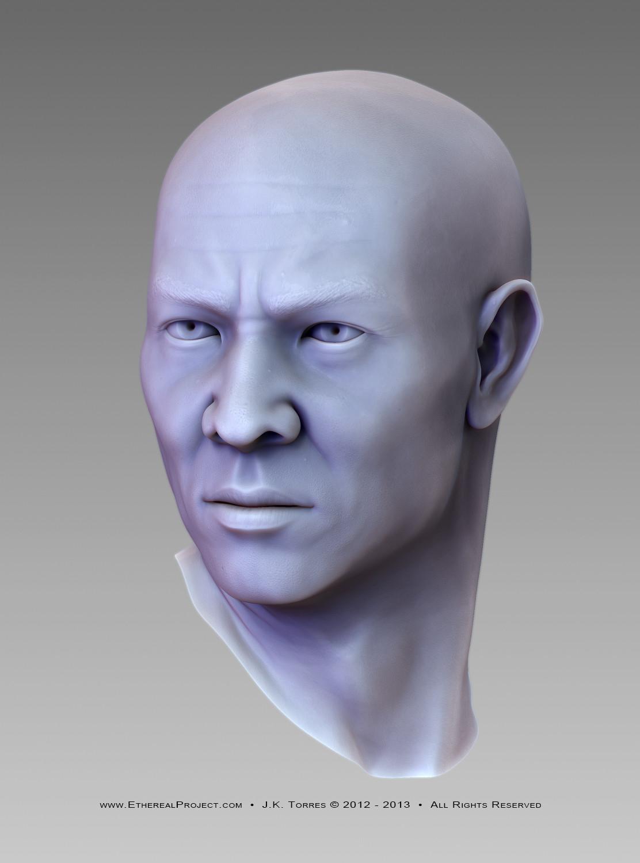 Juan karlos torres shaolin bust
