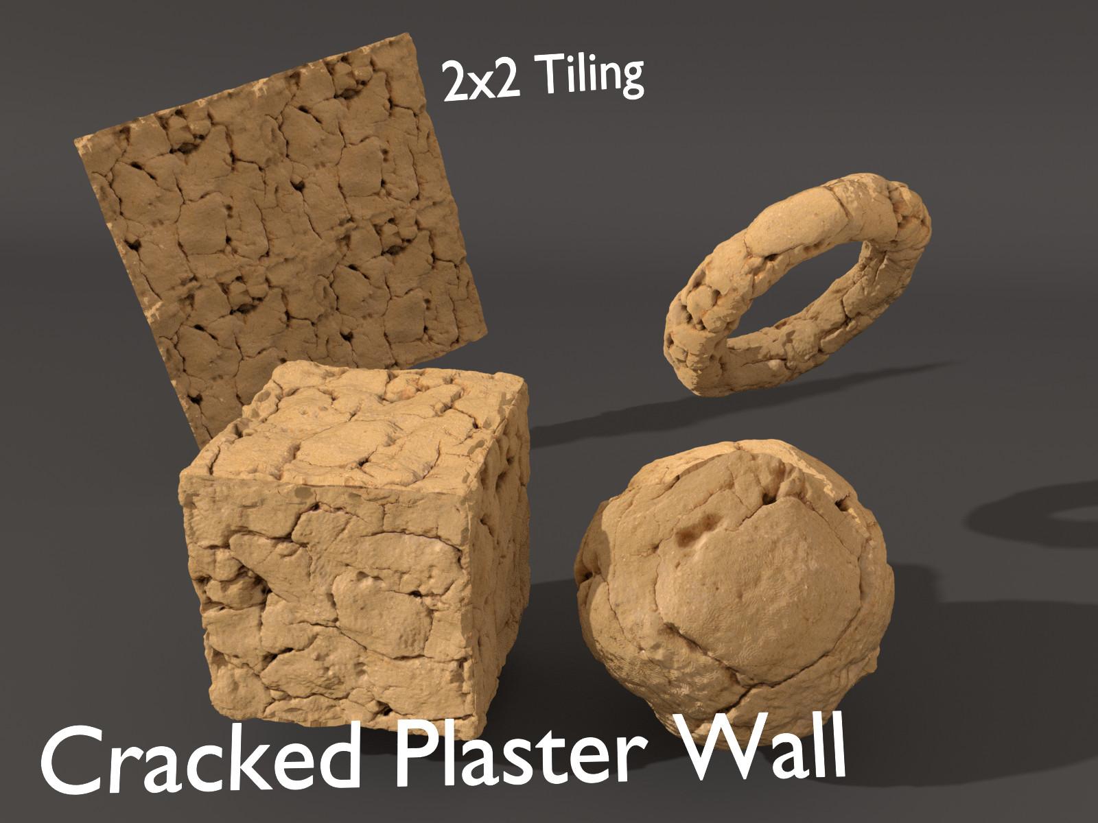 Sieben corgie crackedplasterwall p