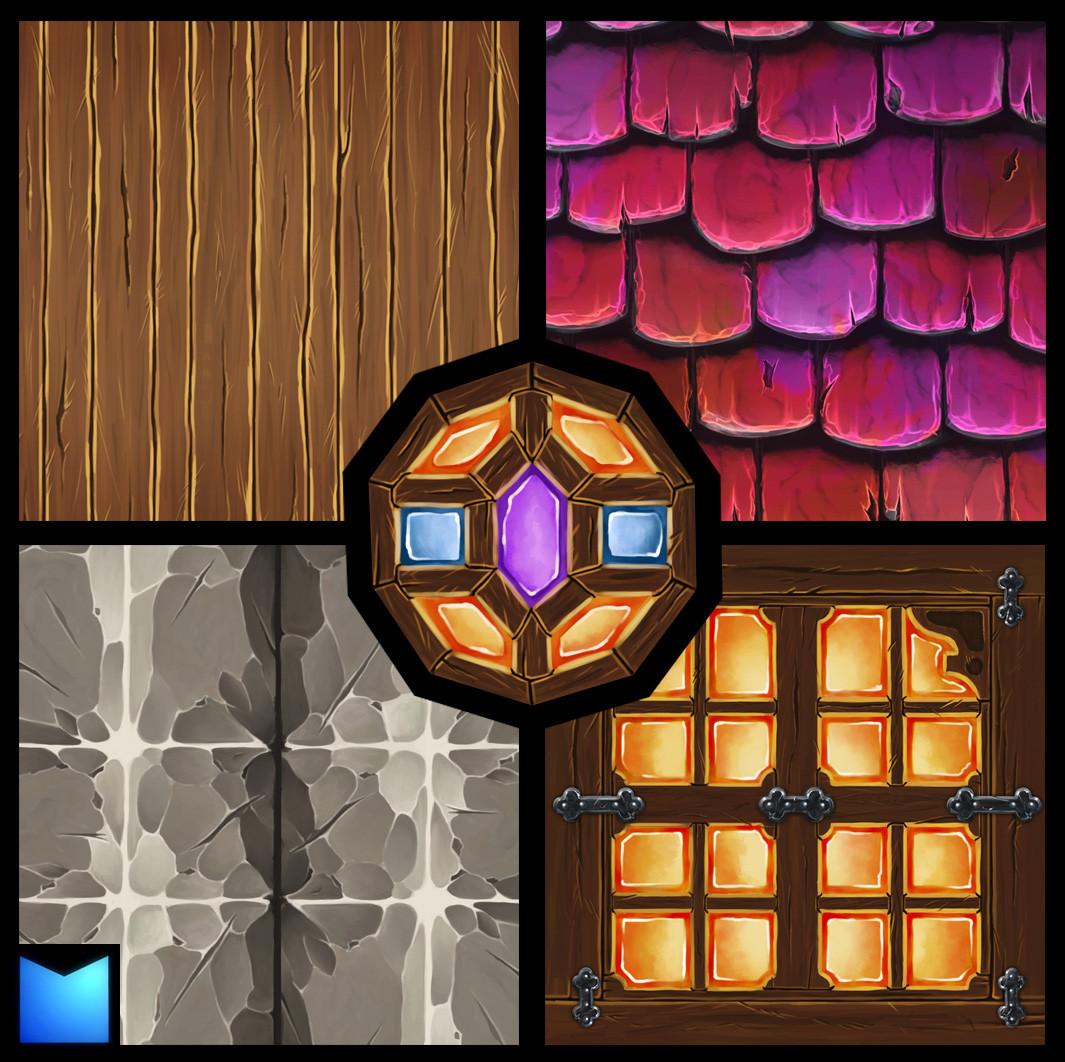 Krzysztof szrama textures 01