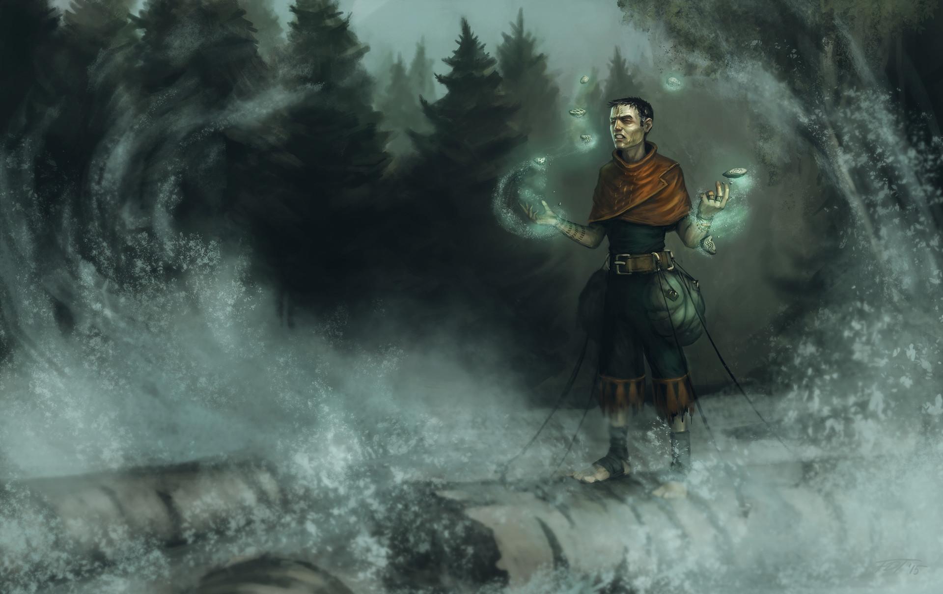 Fredrik dahl riverfolk shaman final