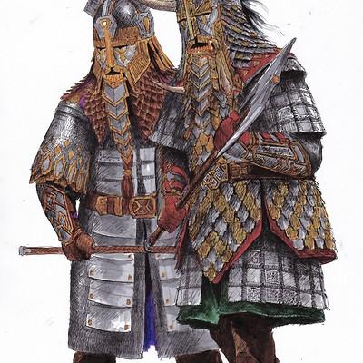 Turner mohan dwarf armor