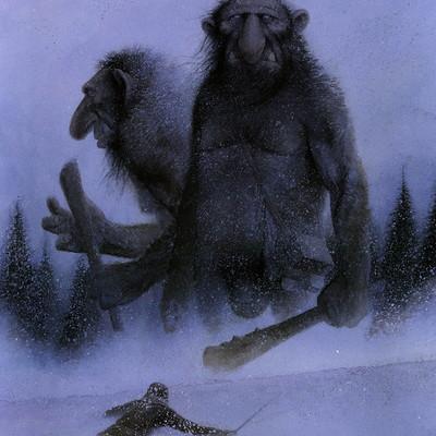 Turner mohan snow trolls 2