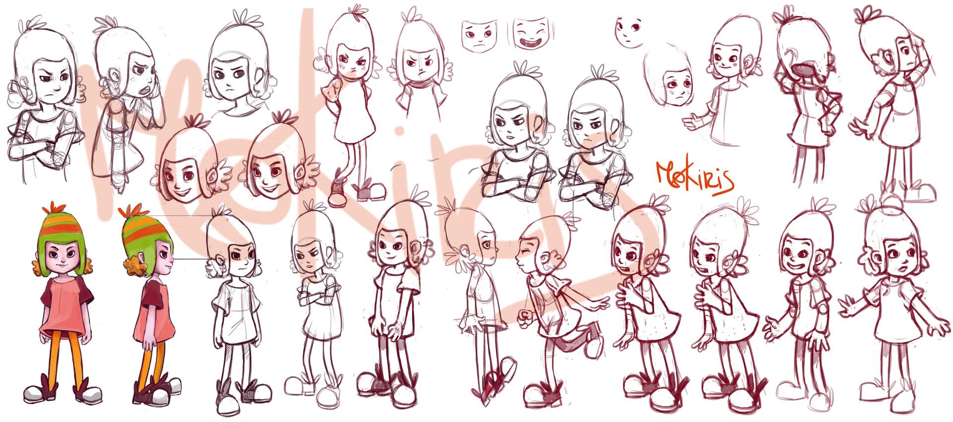 Animation keys