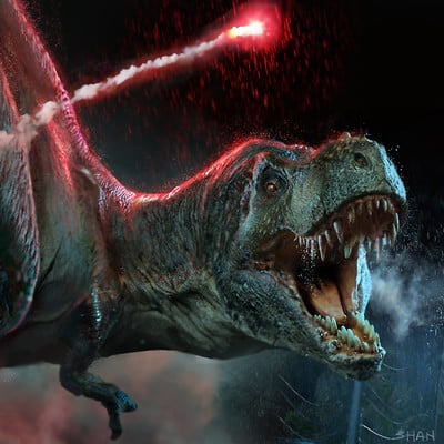 A keyframe redesign inspired by jurassic park