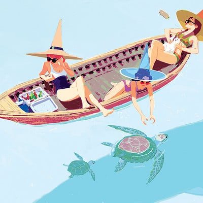 Woonyoung jung 03 witch boat b