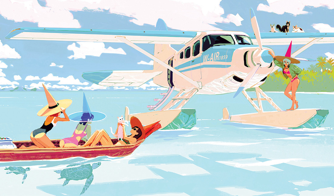 Woonyoung jung 05 witch seaplane b