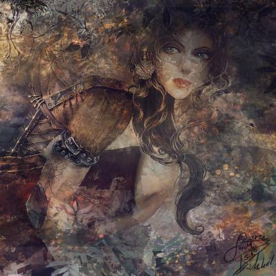 Sarah buchholz papilio art hidden web