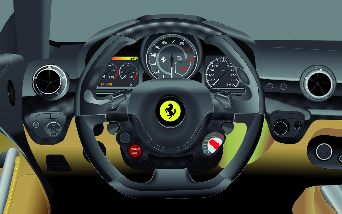 Lucas Augusto Bellini Ferrari Dashboard