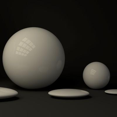 Spase maker garden stones yin yang design absolutely useless things