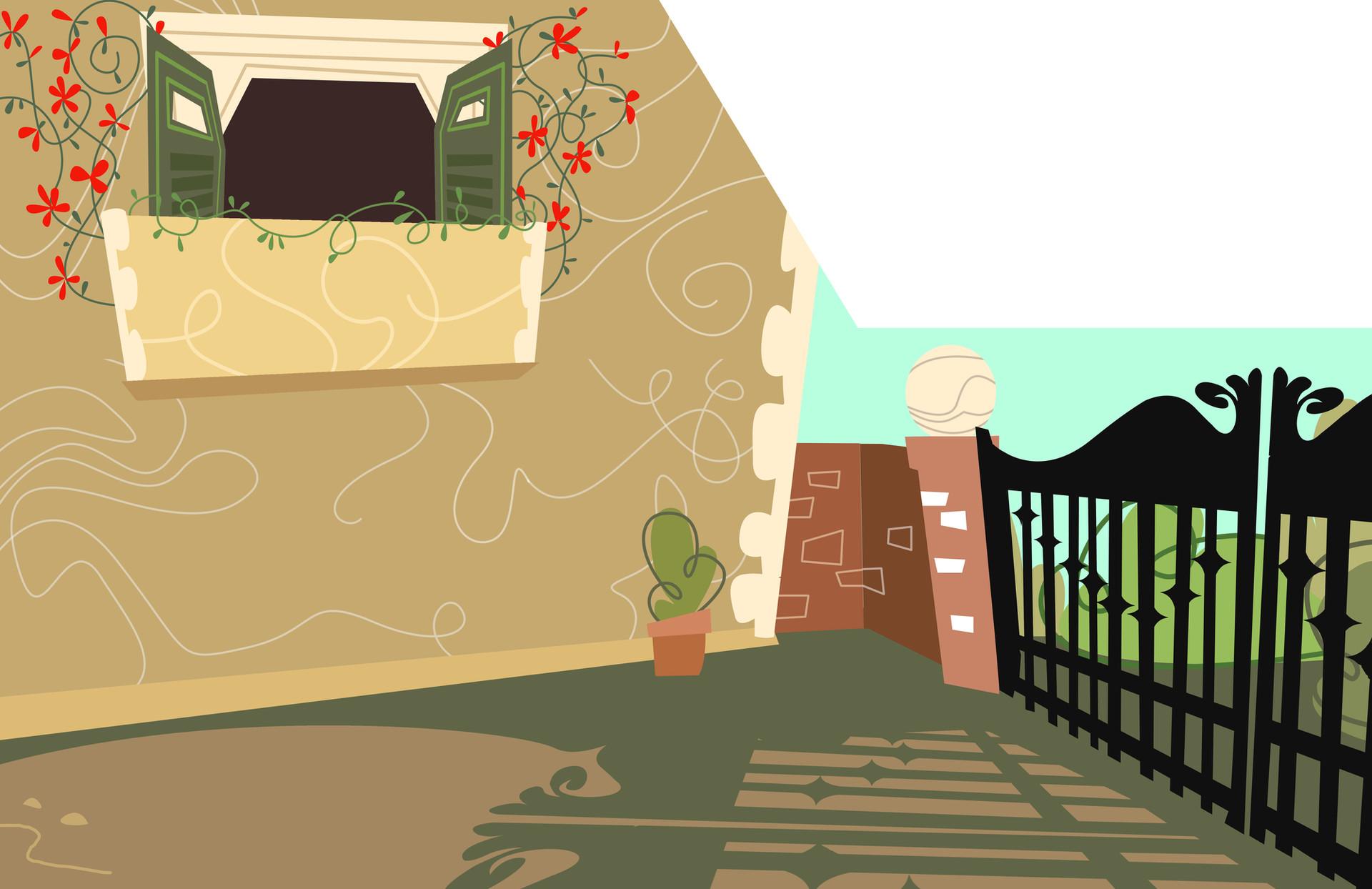 Kaylie benner 03benner kaylie balcony background
