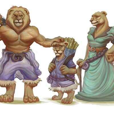 Juanda rico lionfamily