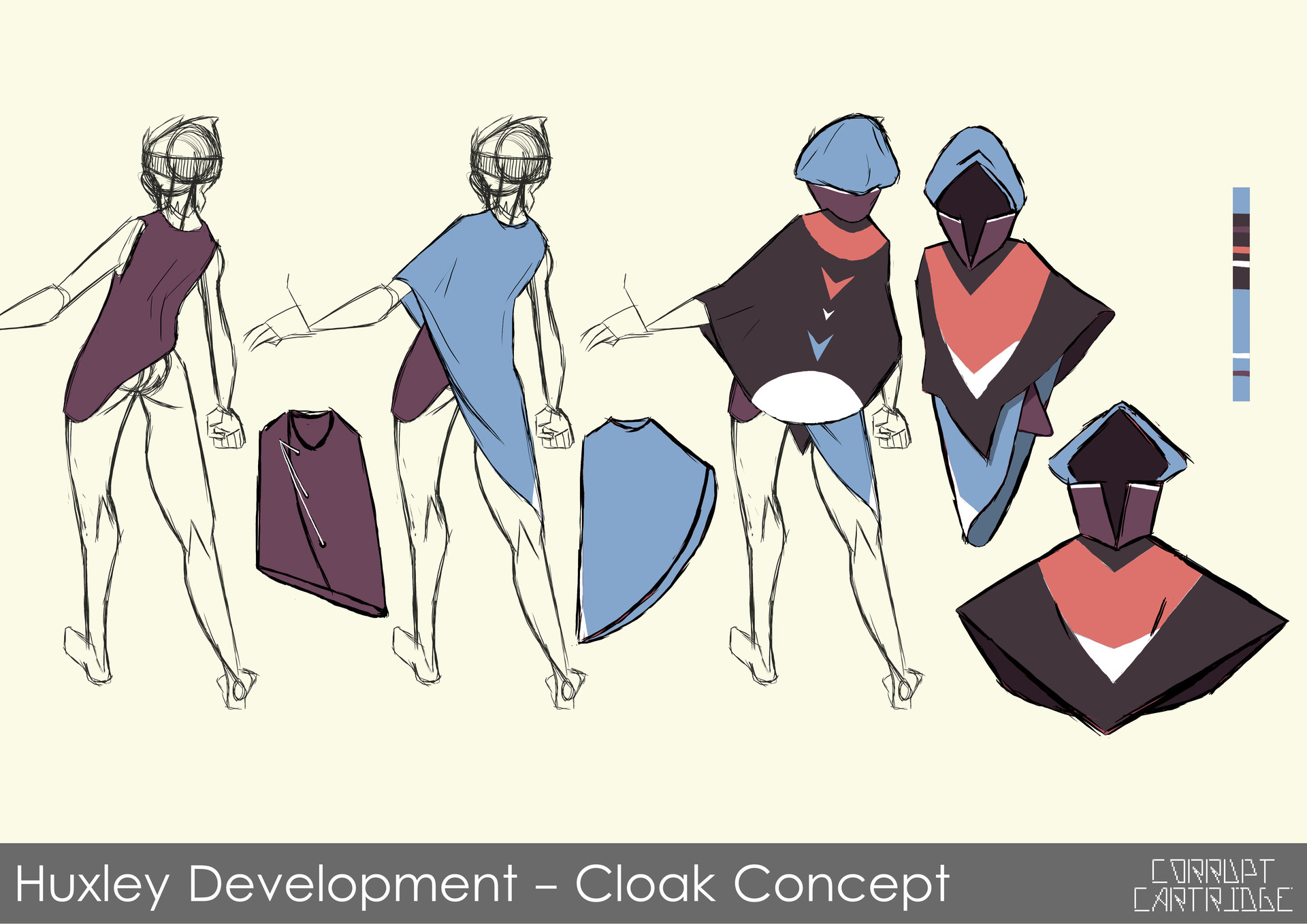 Craig mullins 16 huxley cloak d