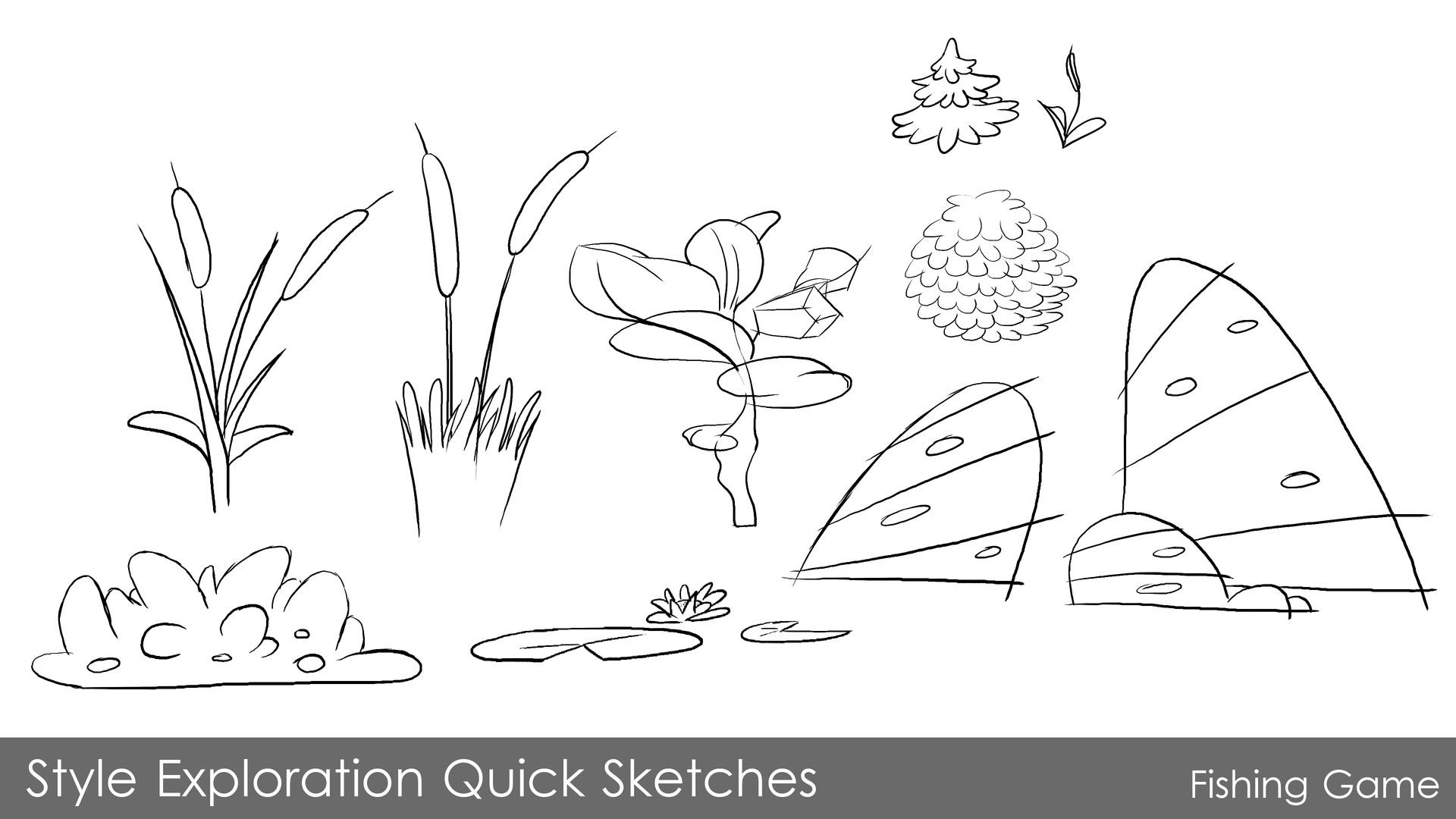 Craig mullins sketch 1