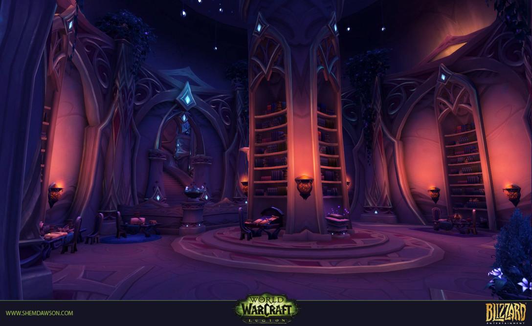 Shem dawson suramar dungeon 12