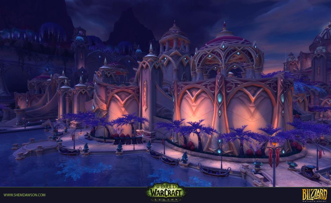 Shem dawson suramar dungeon 03