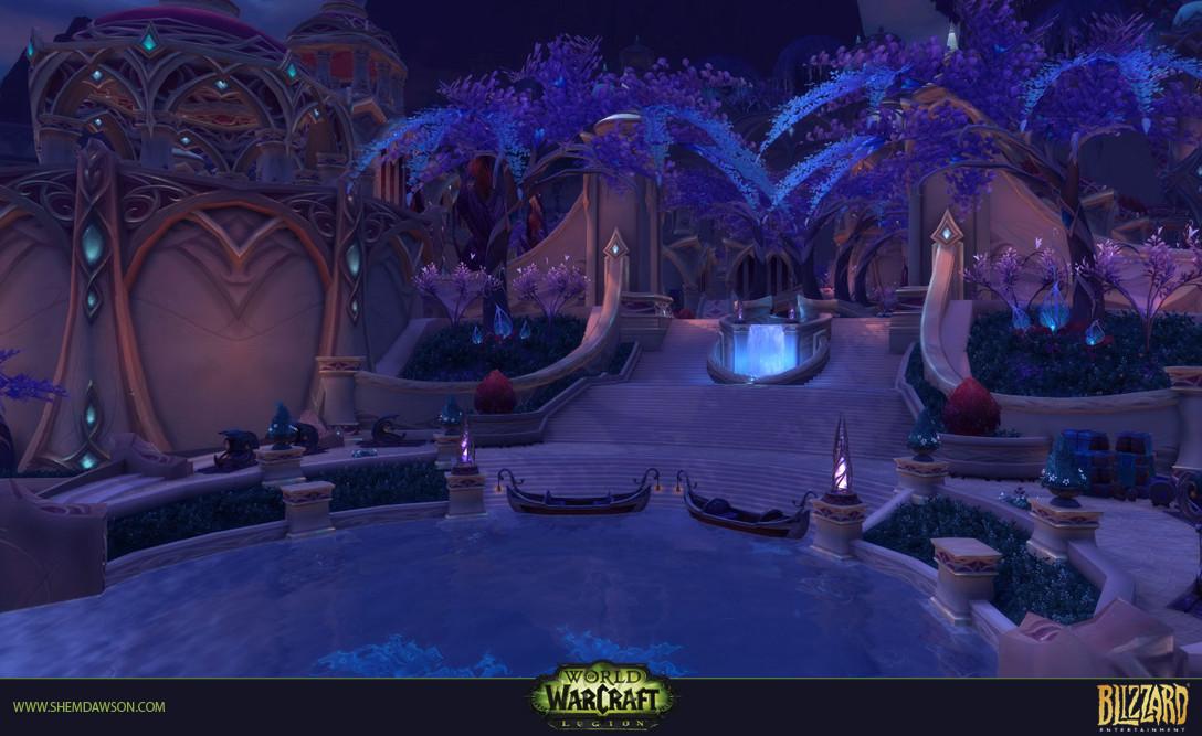 Shem dawson suramar dungeon 08