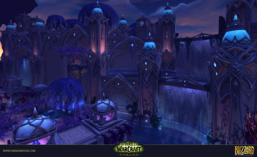Shem dawson suramar dungeon 05