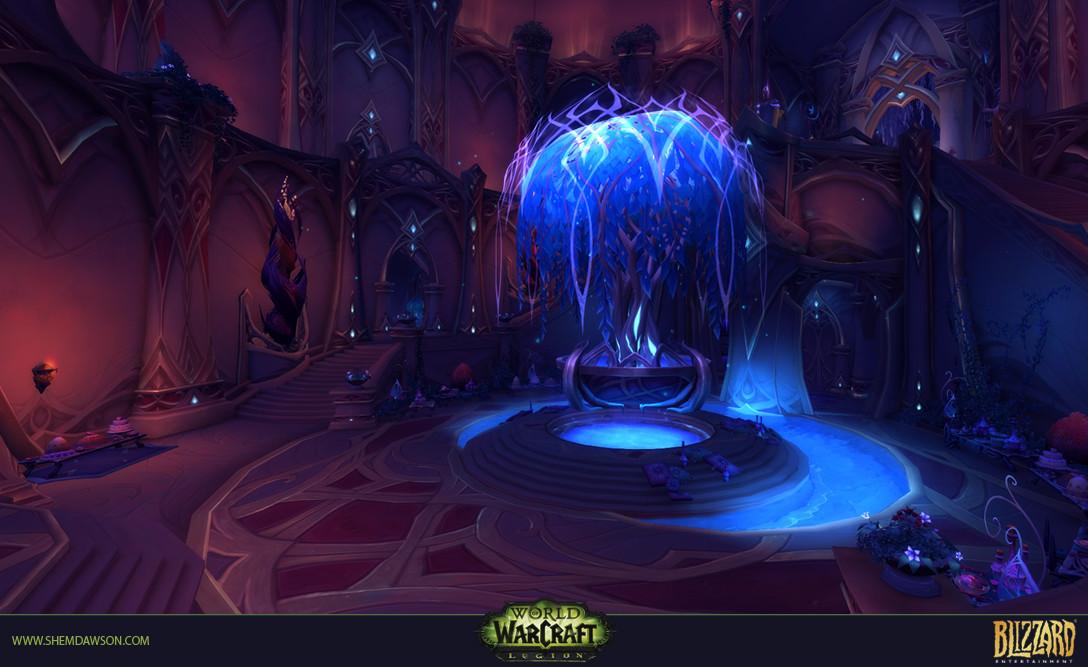 Shem dawson suramar dungeon 15