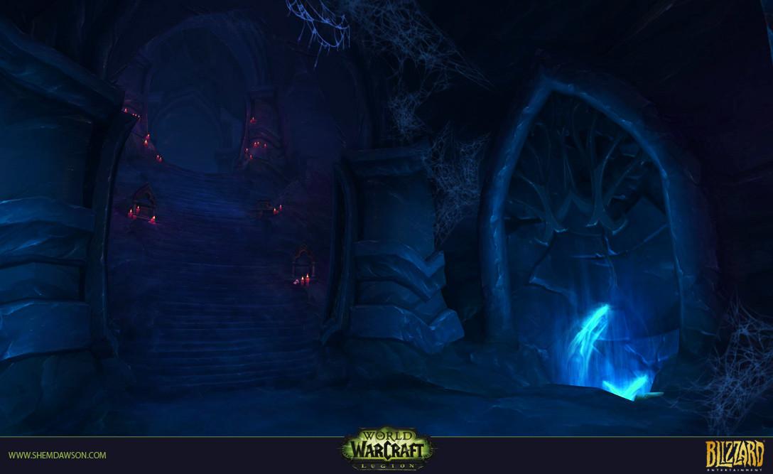 Shem dawson blackrookhold dungeon01