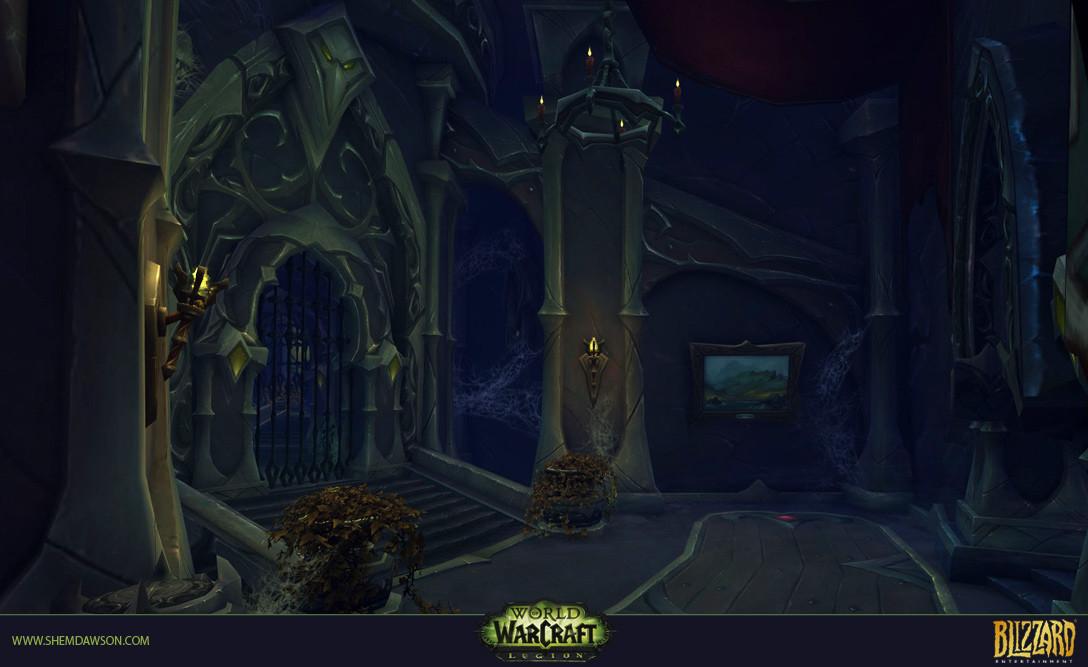 Shem dawson blackrookhold dungeon12
