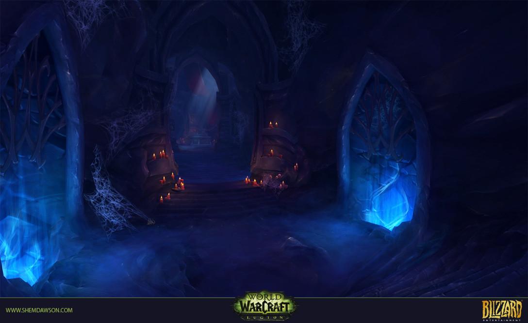 Shem dawson blackrookhold dungeon07