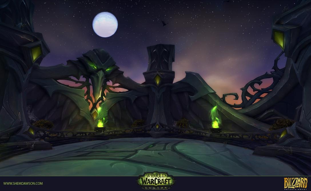 Shem dawson blackrookhold dungeon14