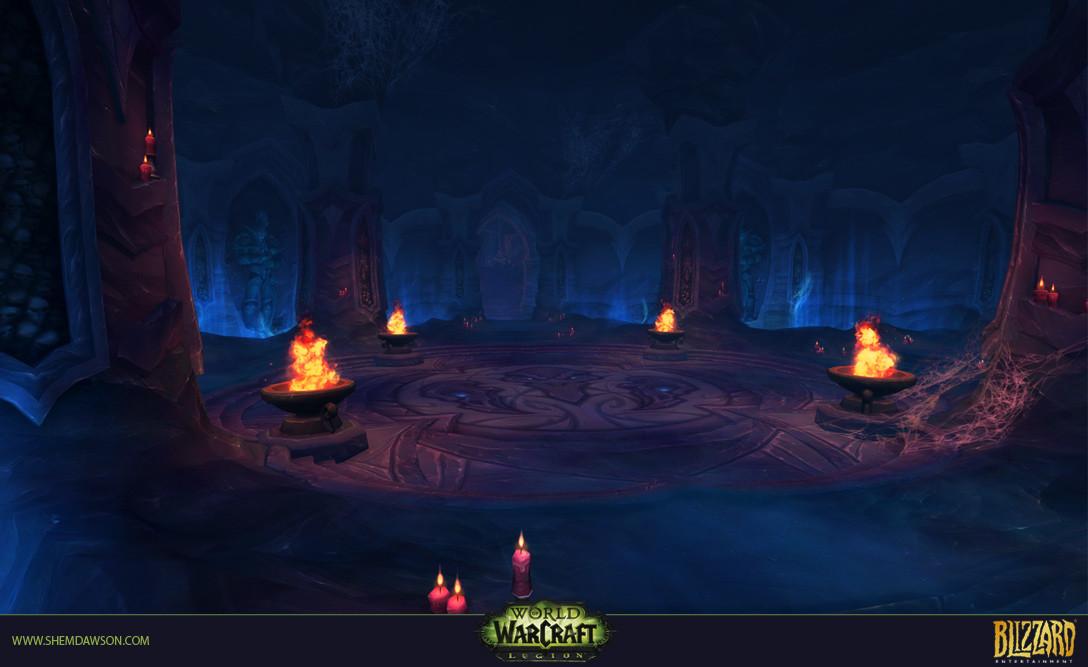 Shem dawson blackrookhold dungeon04