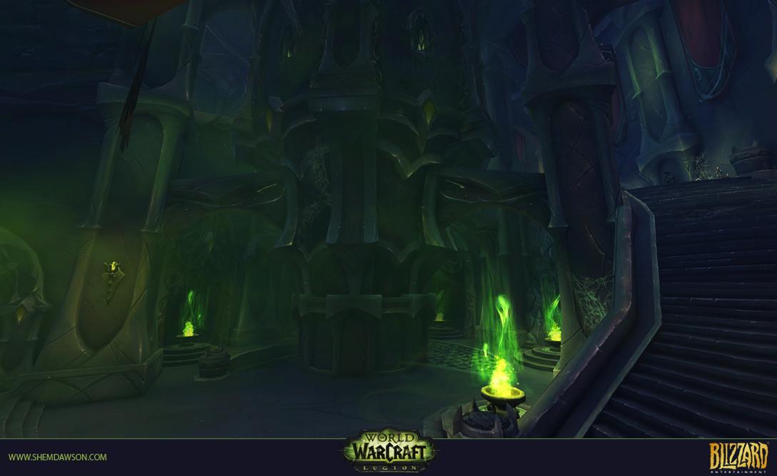 Shem dawson blackrookhold dungeon10