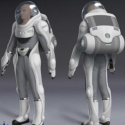 Citizen Surface Suits