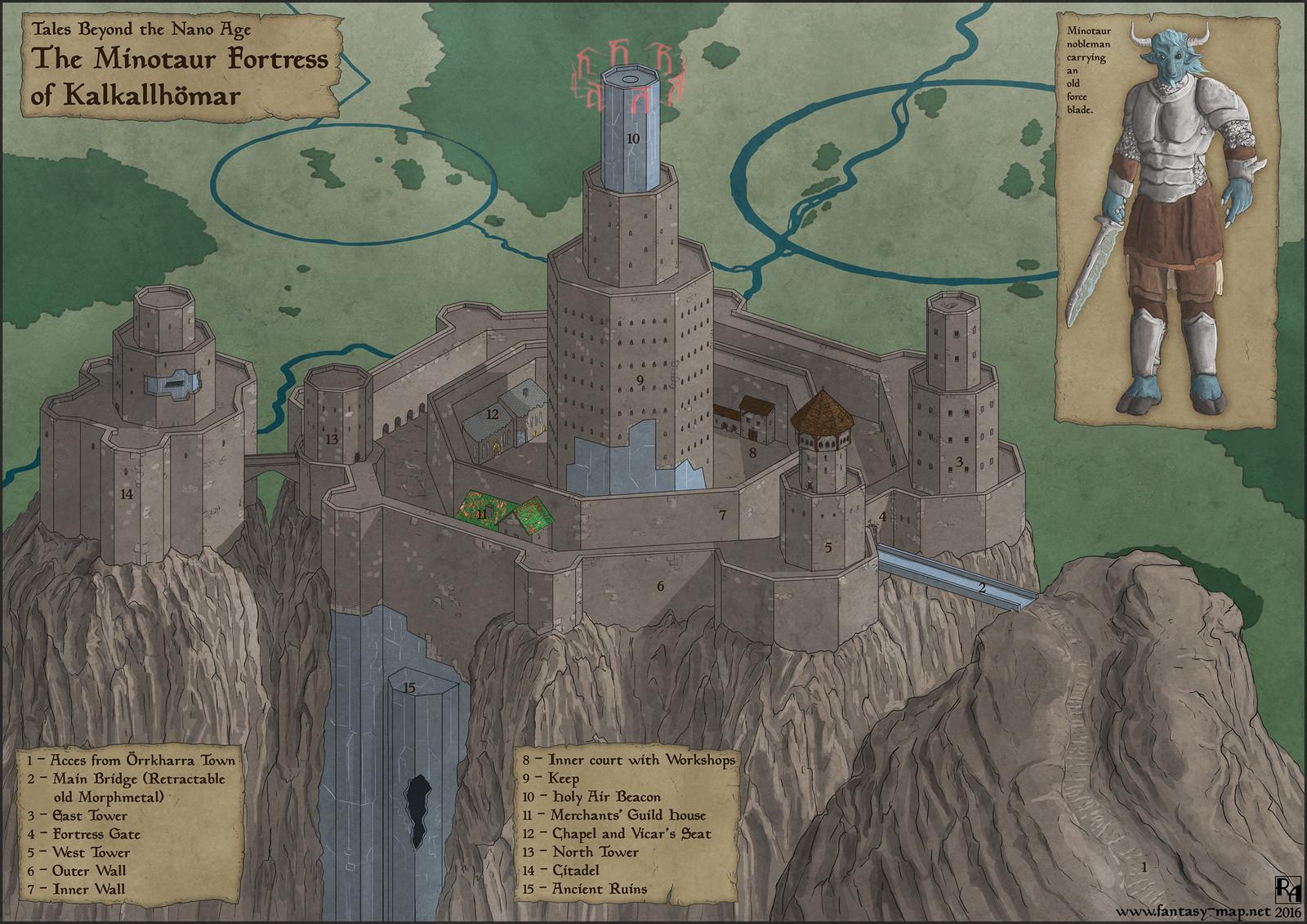 Minotaur Fortress