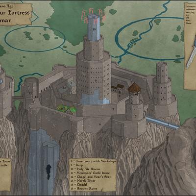 Robert altbauer minotaur fortress lr