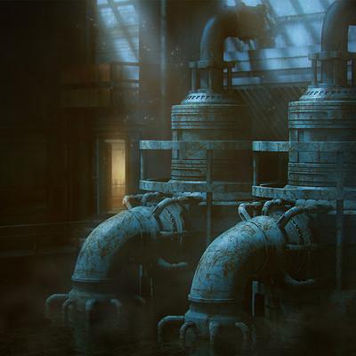 Ste flack water pumps