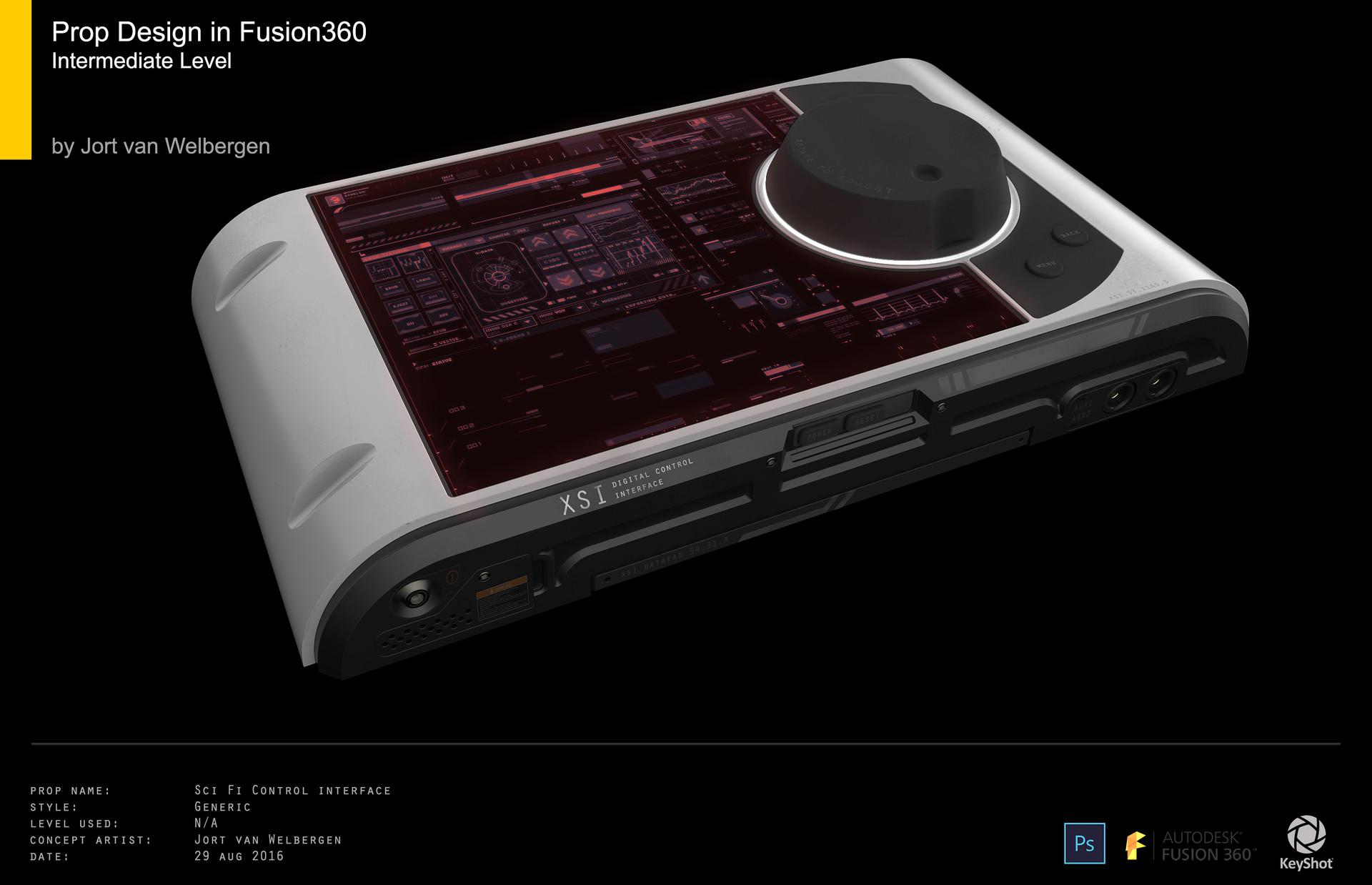 Prop design in Fusion360 tutorial