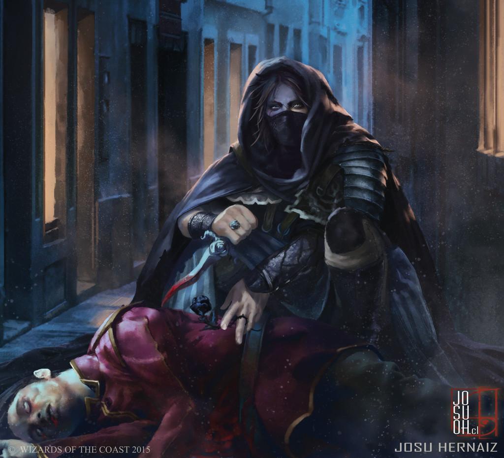 Josu hernaiz assassin token id161880