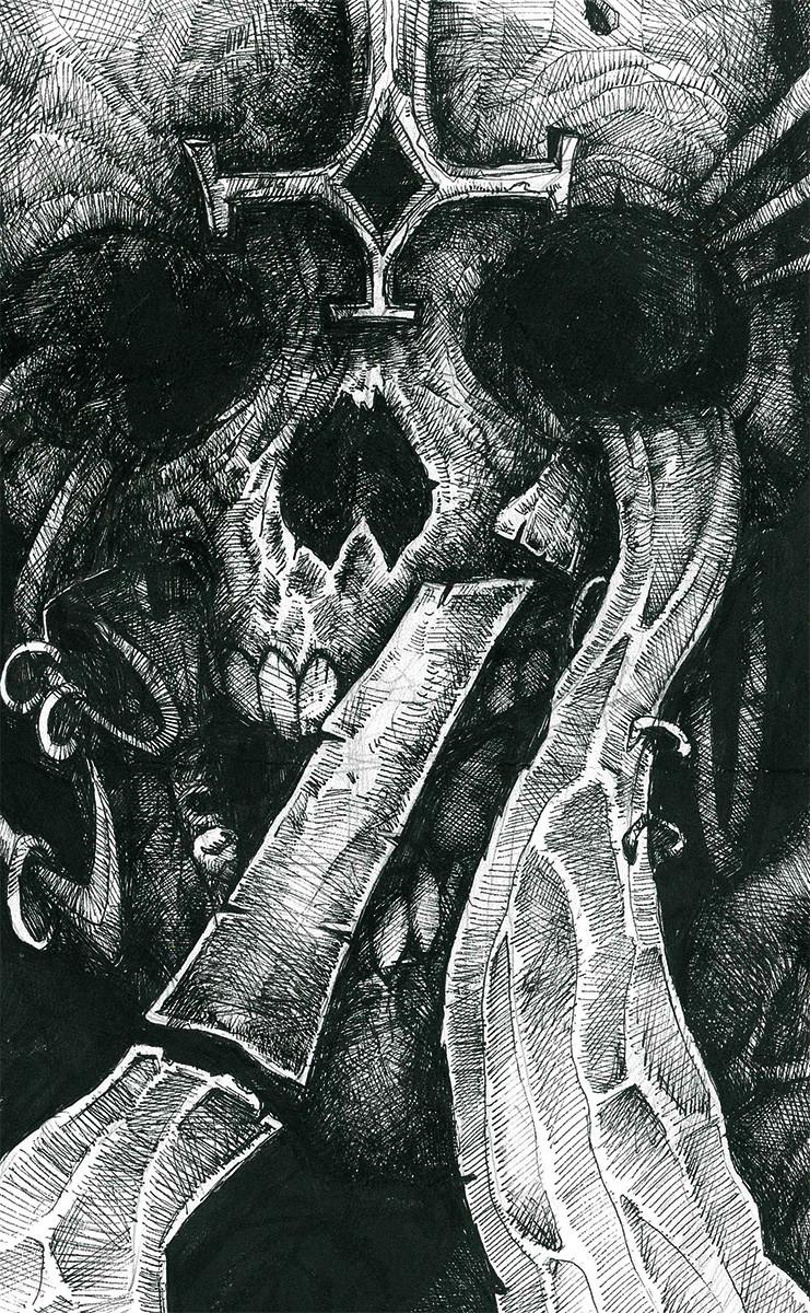 Manmachine interface skull1a