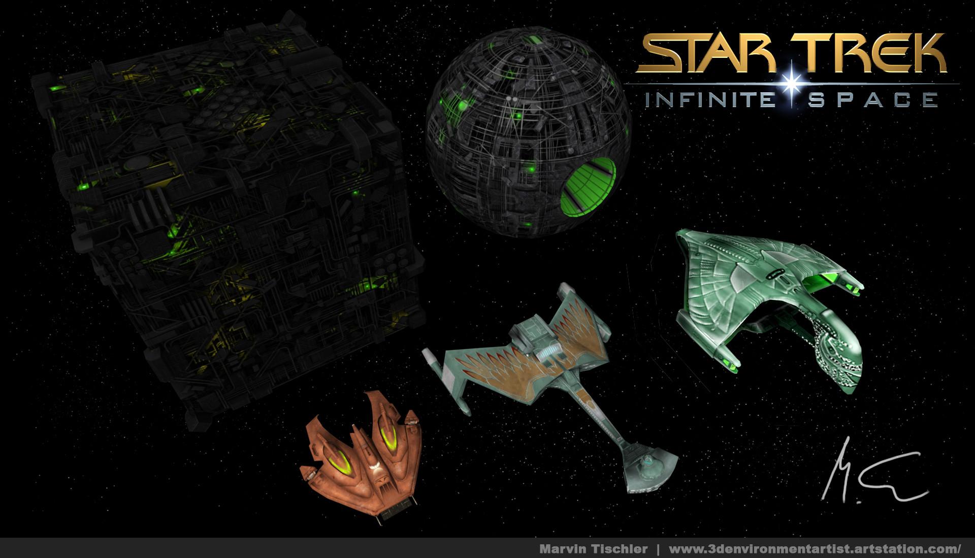 Marvin tischler startrek infinitespace 001 e