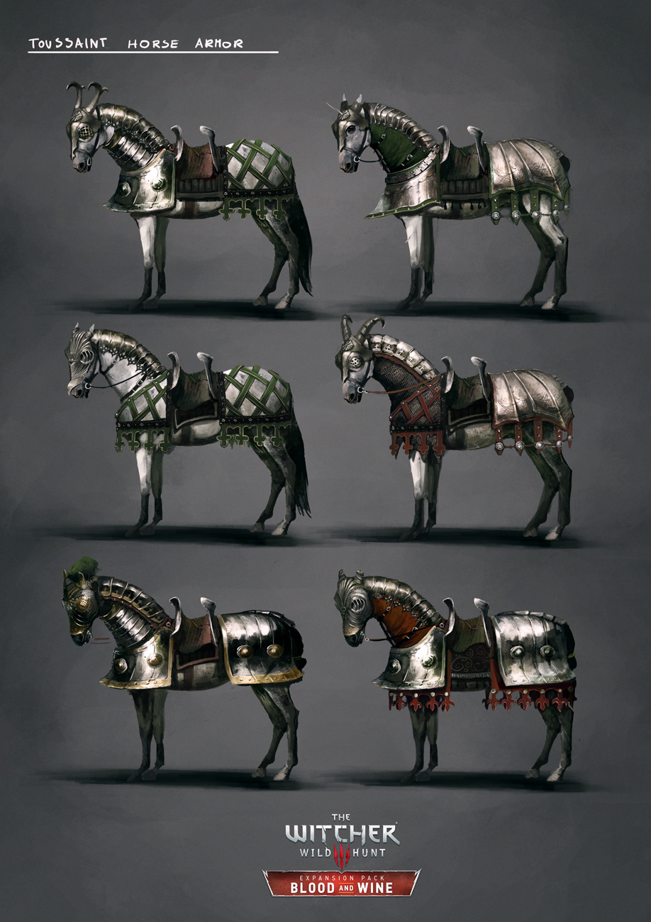 Marta dettlaff ha toussaint horsearmor