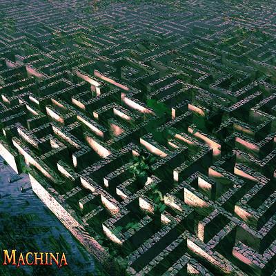 Michael katoglou labyrinth 12 logo