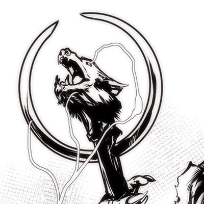 Caanan white warwewolf mage