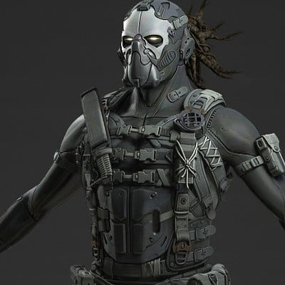Mike kime infiltrator front
