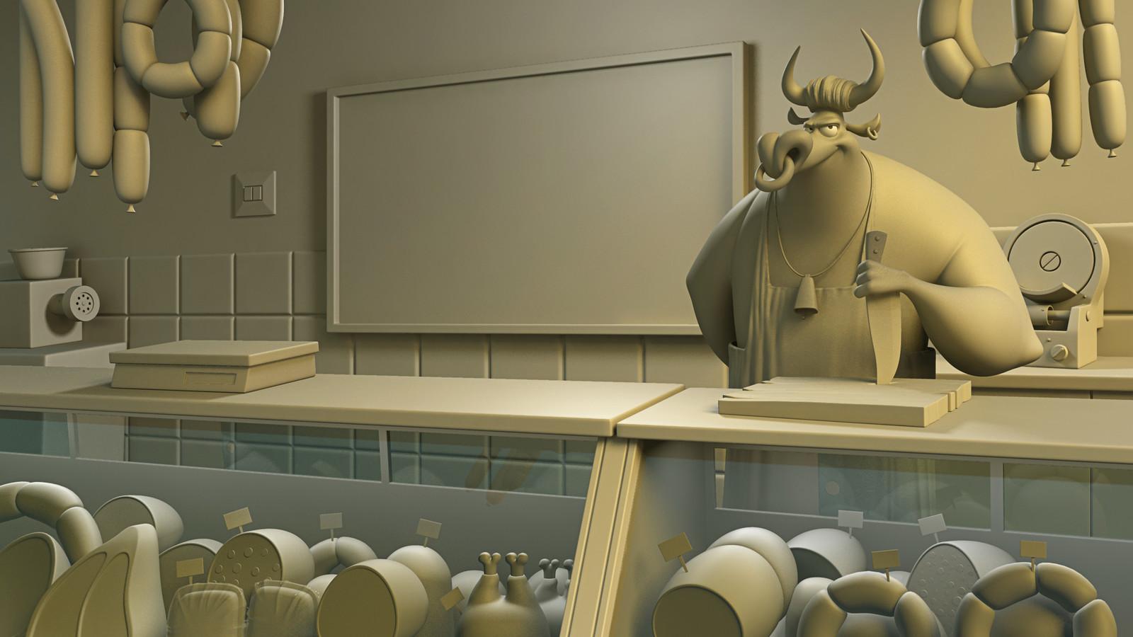 Bull Butcher