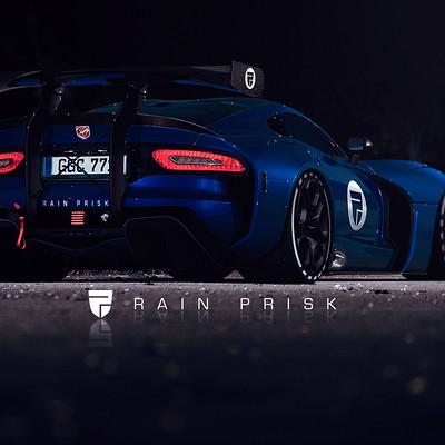 Rain prisk dodge viper paks