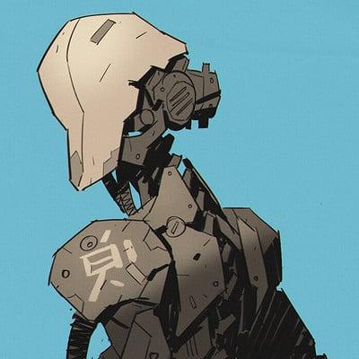 Richard lyons robotsketch 160619